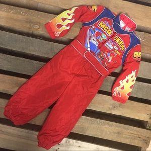 disney costumes lighting mcqueen disney boys halloween costume 2 3